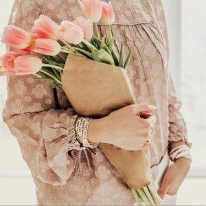 Victoria Emerson Set of 2 Wrap Bracelets